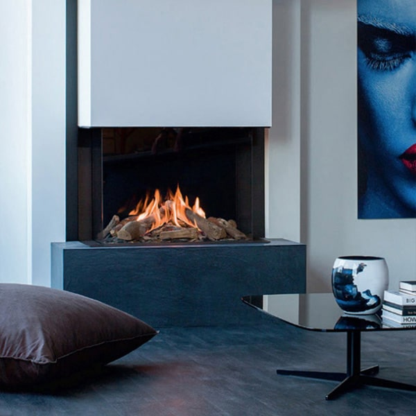 Gas Fireplaces - Benefits