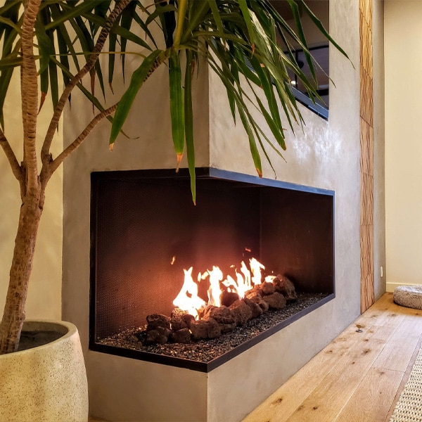 Services - Gas fireplaces
